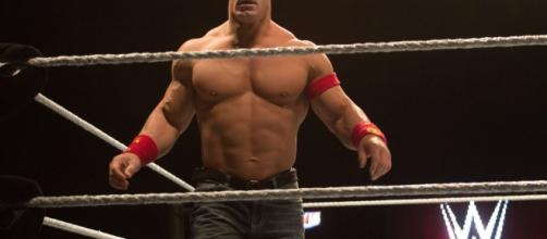 """John Cena is part of the """"SmackDown Live"""" show Tuesday night's on USA. [Image via Flickr Creative Commons]"""