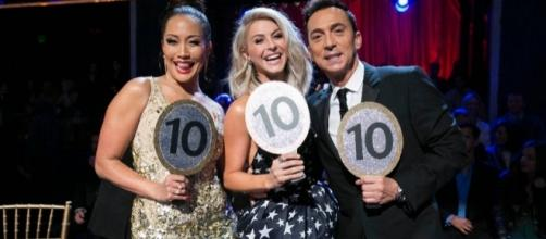 Julianne Hough Is Out As Dancing With the Stars Judge?But A ... - eonline.com