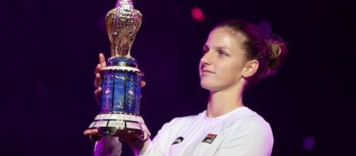 Karolina Pliskova da miedo y gana su segundo título de la ... - elespanol.com