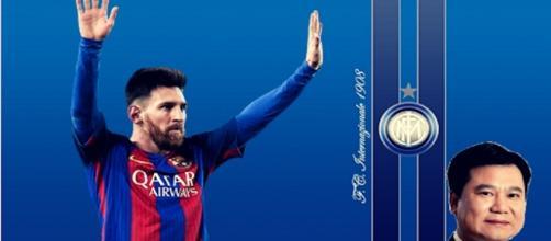L'Inter sogna Leo Messi, ecco perchè