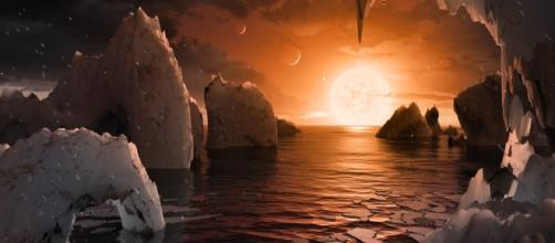 NASA scoperti 7 pianeti simili alla terra