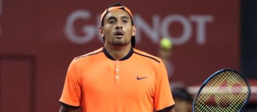 Nick Kyrgios has commitment to tennis called into question once ... - thesun.co.uk (Taken from BN Library)