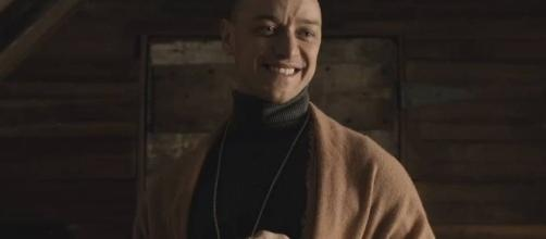 One of the over two dozen personalities in the film. Split' Star James McAvoy Channels 23 People [Video] - inquisitr.com (Taken from BN library)