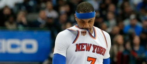 Patience is Key for Carmelo Anthony and the Knicks | Basketball ... - basketballinsiders.com