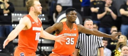 Syracuse basketball overcomes foul trouble in rout of Wake Forest ... - syracuse.com