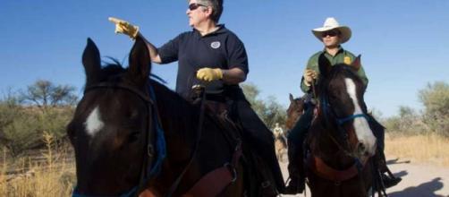 The U.S. Border Patrol OT is getting more officers. - Photo via timesunion.com