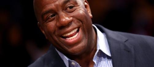What advice the Lakers can expect from Magic Johnson, according to ... - usatoday.com