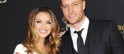 Y&R's Justin Hartley reveals wedding date with Chrishell Stause ... - sheknows.com