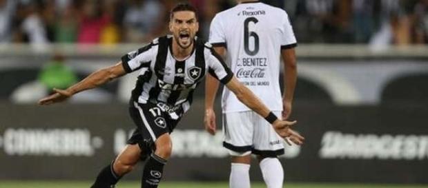 Basta não perder o jogo para o Olimpia que o Botafogo estará classificado para a fase de grupos da Libertadores.
