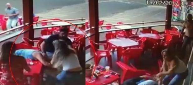 Briga acontece em bar da cidade de Goiás
