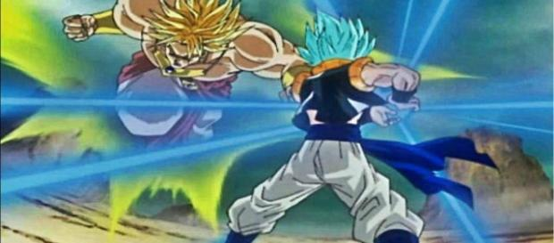 dbs why broly became canon and gogeta did not