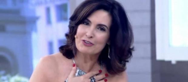 Fátima Bernardes foi atacada nas redes sociais