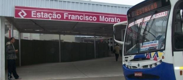 Francisco Morato é uma das cidades mais pobres do Estado de São Paulo (Foto: Ricardo Guimarães/Diário da CPTM)