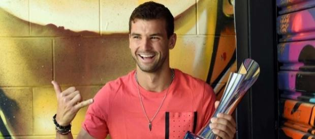 Grigor Dimitrov a castigat turneul de la Brisbane - Titlul al ... - newslocker.com (Taken from BN library)