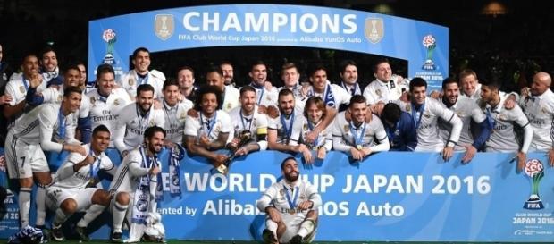 Le Real Madrid remporte la Coupe du Monde des Clubs