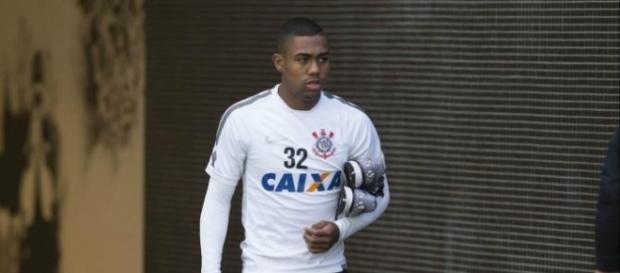 Malcom atuou pelo Corinthians durante três temporadas