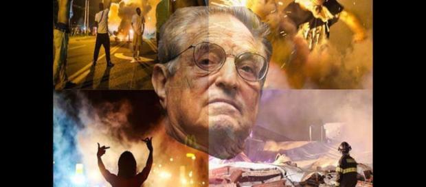"Soros - Blutspur eines ""Philantropen"""