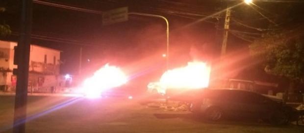 Tiroteio e explosões na Zona Oeste do Recife