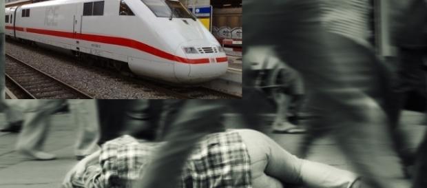 Verängstigtes und verletztes Kind im ICE entdeckt (Symbolbild); Fotos: Fenja Eisenhauser und Christian Beilborn