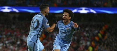 Man City beats Monaco 5-3 in wild Champions League game - therepublic.com