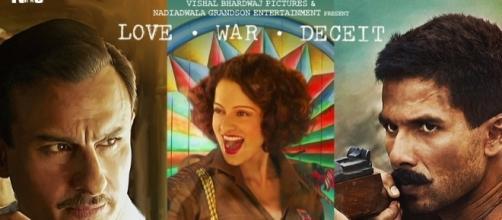 A still from 'Rangoon' (Image credits: Twitter.com/Rangoonthefilm)