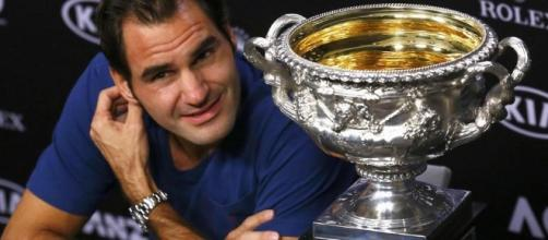 After 18th Grand Slam, Roger Federer drops a hint that may sink ... - hindustantimes.com
