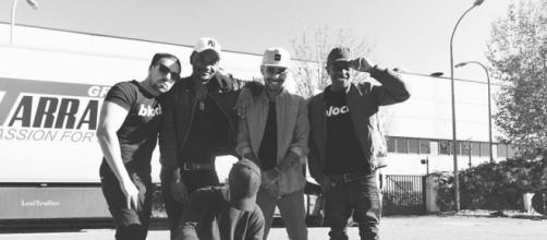 Blocka boyz, grupo de trap del sur de Madrid