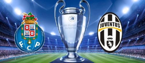 Diretta Champions League: Porto - Juventus. Copyright: esatoursportevents.com