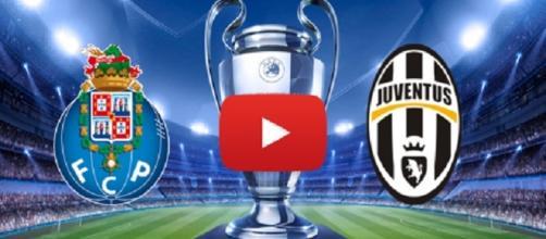 Highlights Porto-Juventus Champions League: video gol e diretta live.
