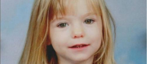 Maddie McCann desapareceu em 2007