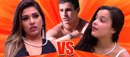 Manoel, Vivian e Emilly disputam paredão triplo no BBB17