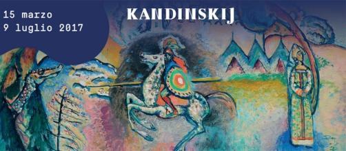 Mostra 'Kandinskij, il cavaliere errante'
