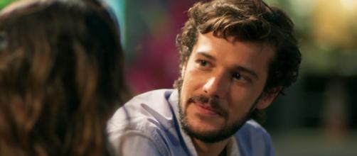Nanda e Renato na novela 'Malhação' (Divulgação/Globo)