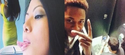 Pessoas que tiraram selfies completamente estranhas