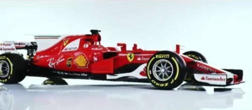 Presentazione Ferrari 2017 SF70H