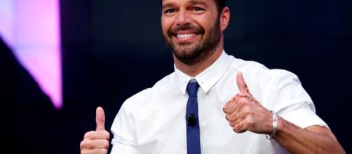 Ricky Martin on the the Wendy Williams show - Photo: Blasting News Library - wendyshow.com