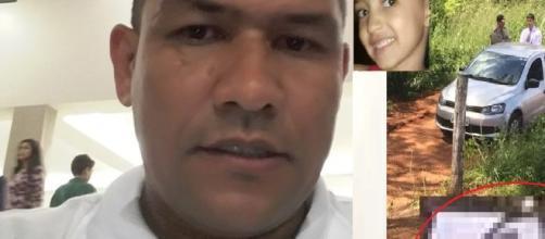 Suspeito de matar Ana Clara, é morto pela polícia
