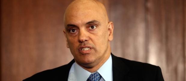 Alexandre de Moraes deve entrar para o STF
