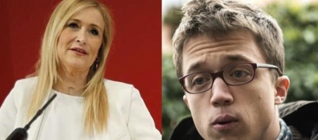 Cristina Cifuentes e Íñigo Errejón se enzarzan en Twitter ... - elplural.com