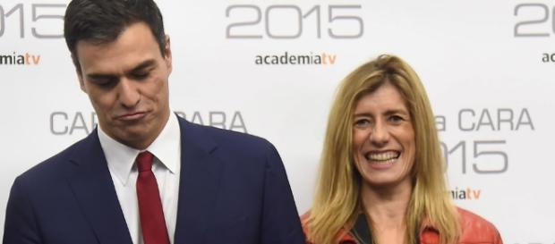 """La mujer de Pedro Sánchez 'presagió' que septiembre es """"el ... - vozpopuli.com"""