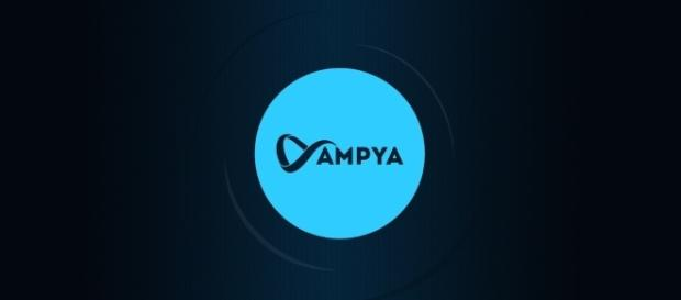 Logo von Ampya. Das Musikfernsehen wird eingestellt. Foto: ProSiebenSat.1
