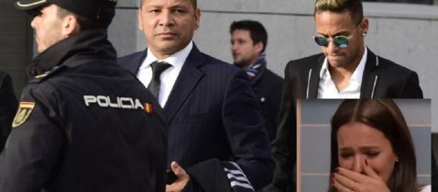 Neymar diz que não tem prisão - Google