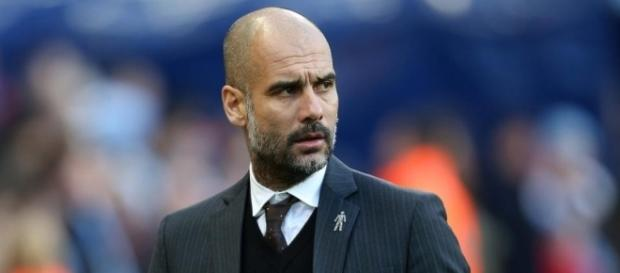 Pep Guardiola stuns the football world as Manchester City boss ... - thesun.co.uk