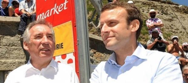 Présidentielle: François Bayrou veut s'allier à Macron