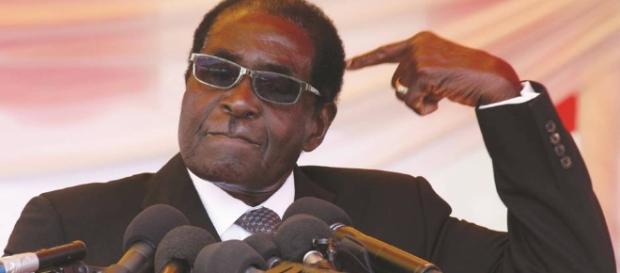 """Robert Mugabe Asserts That """"Adolf Hitler Is Donald Trump's ... - buzzsouthafrica.com"""