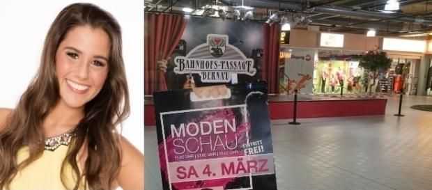 Sarah Lombardi tritt bald hier in Bernau auf / Fotos: RTL2; Blastingnews