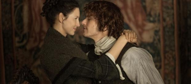 Stop insisting the stars of 'Outlander' are dating - inquisitr.com