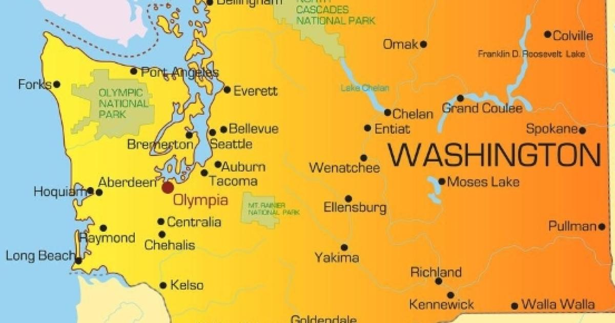 Small Earthquake Hits Washington State