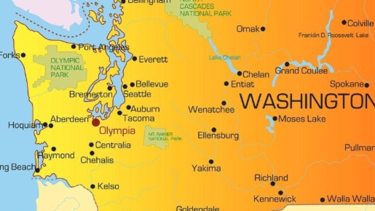 Small Earthquake Hits Washington State