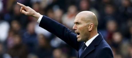 Real Madrid: Zidane fou de rage!